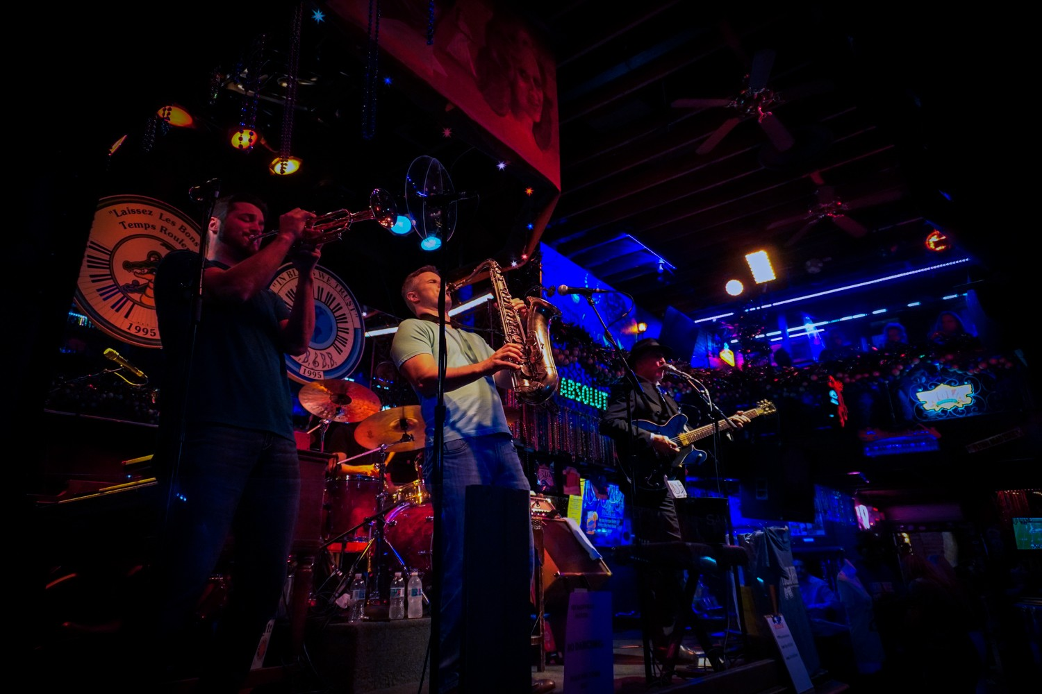 5 Reasons to Play at Bourbon Street Blues and Boogie Bar