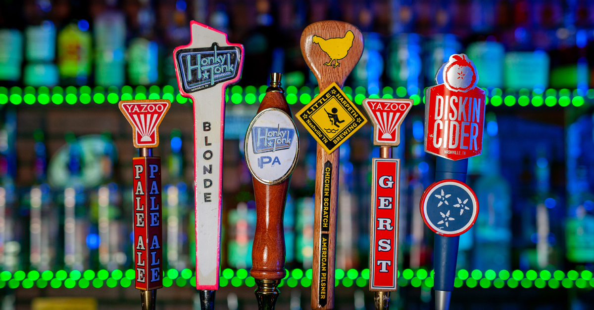 6 Local Taps You Can Try Right Now